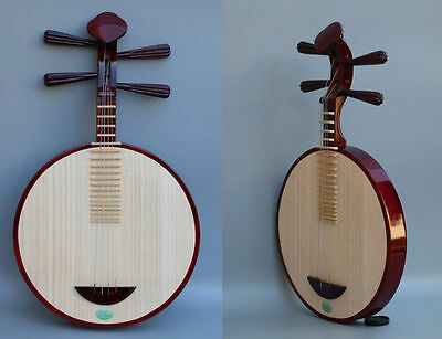 Noble Chinese wooden musical instrument yu-kin lute
