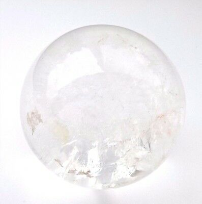 Clear Quartz Crystal Ball from Casa Dom Inacio, blessed by John of God