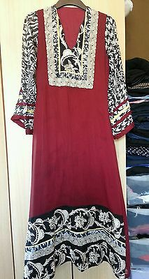 Womens asian ALine kameez