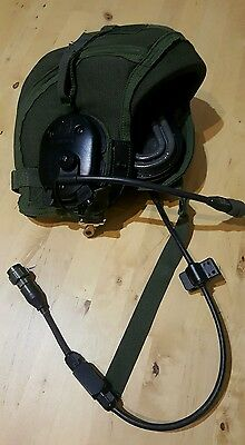 Military BOSE noise cancelling tank headset