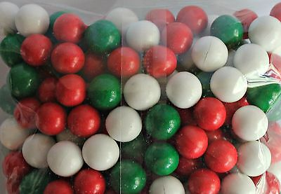 Xmas Choc Drop Mix 1kg Bag Chocolate Christmas Buffet Candy Party Favors New