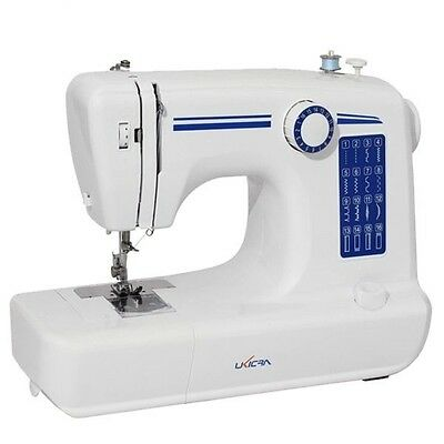 16 Stitches Multifunction Electric Sewing Machine Household Double Stitch Overlo