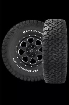 LT 265/70/17 121/118S BF Goodrich All Terrain T/A KO2 RWL USA  Brand New Tyres