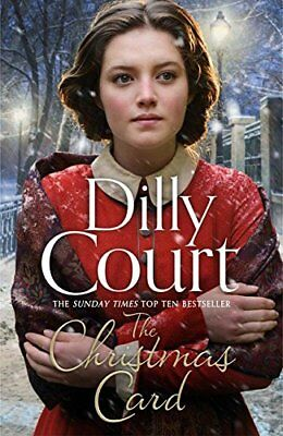 The Christmas Card - Dilly Court - New Paperback Book