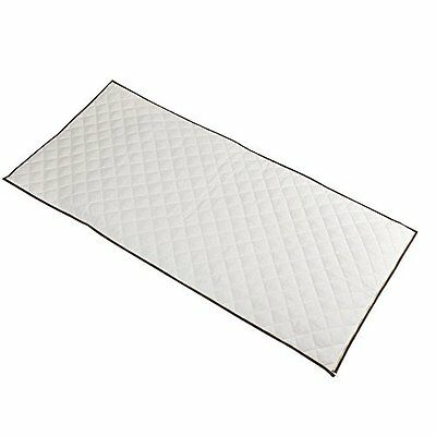 Household Essentials Zippered Quilted Table Leaf Cover and Pad