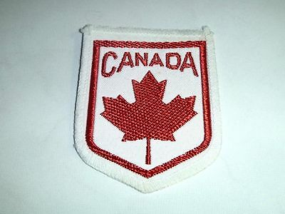 CANADA Vintage Maple Leaf sew-on patch