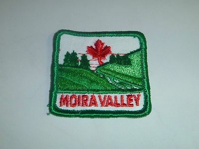 BOY SCOUTS Moira Valley Patch