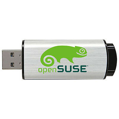 Linux openSUSE 42.2 On Bootable USB flash drive 32/64 bit