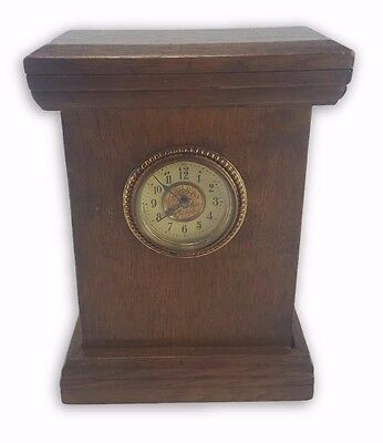 Old Crude French Clock