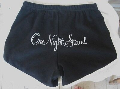 USHER...SEXY...EXTRA SHORT...ONE NIGHT STAND...SHORTS...NEW...sz MEDIUM