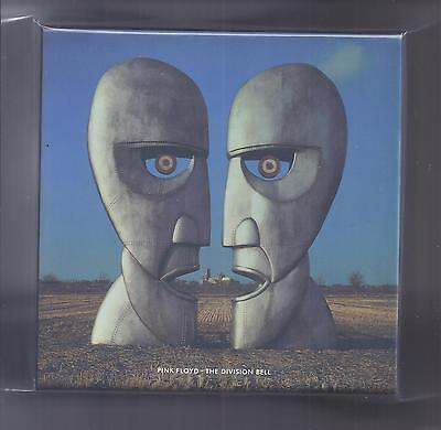 PINK FLOYD empty Division Bell official BIG PROMO Drawer box f. JAPAN mini lp cd