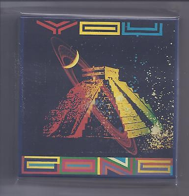 GONG empty official Disk Union You PROMO box for JAPAN mini lp cd  daevid allen
