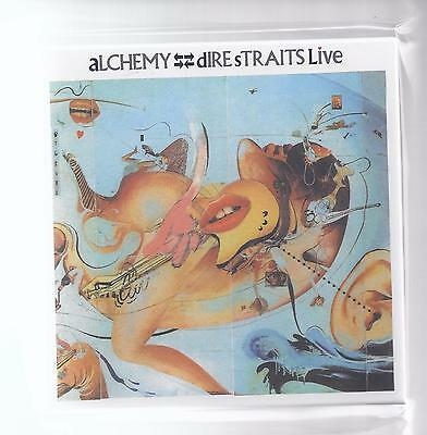 DIRE STRAITS empty official japanese Alchemy PROMO box for JAPAN mini lp cd