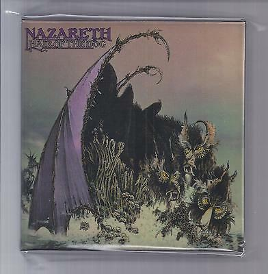 NAZARETH empty Disk Union Hair Of The Dog PROMO clamshell box f JAPAN mini lp cd
