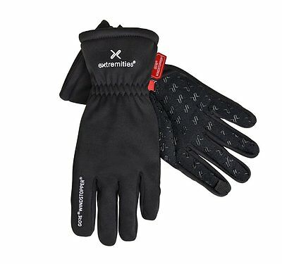 Extremities Action Sticky Windy Gore Windstopper Glove - Black