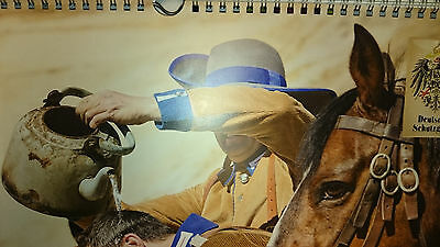 Schutztruppe   German Colonial Forces     Calender 2017          Limited edition
