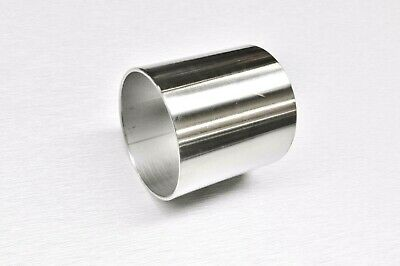"""DENTAL CASTING RING 2"""" x 3"""" JEWELRY CASTING FLASK DENTAL LABORATORY STAINLESS"""