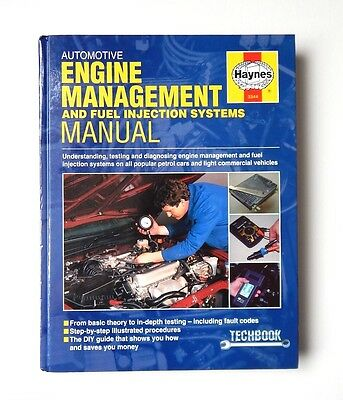 Haynes Techbook No 3344 ENGINE MANAGEMENT AND FUEL INJECTION SYSTEM Manual1997