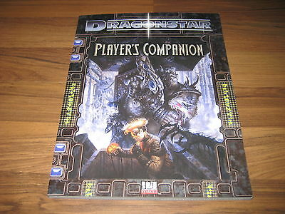 Dragonstar DS04 Player's Companion Sourcebook 2003 FFG Softcover d20 TOP