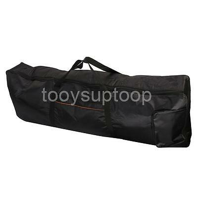 Dustproof Black Bag Case Carry for 73 Key Keyboard Electronic Piano-New