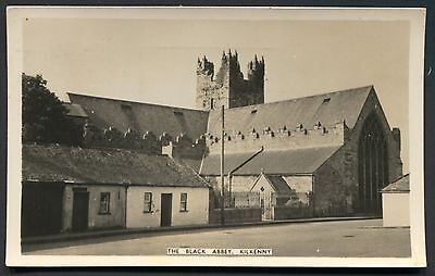 Co. KILKENNY - RP POSTCARD by CARDALL - THE BLACK ABBEY - POSTED 1964