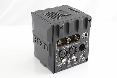 PRO I/O MODULE for Epic/Scarlet, MX/Dragon Cameras, XLR