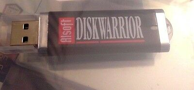 ALSOFT DiskWarrior Mac Ver. 5 USB FLASH drive OS X Directory Recovery Optimizer