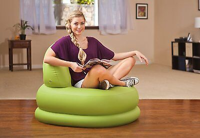 New Genuine Intex Mode Chair Inflatable Lounge Chair Outdoor Indoor Quality