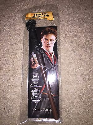 Nip Harry Potter Wand Pen & Bookmark Set I Ship Everyday