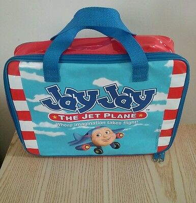 Jay Jay The Jet Plane carry all case organizer children's Christmas toys