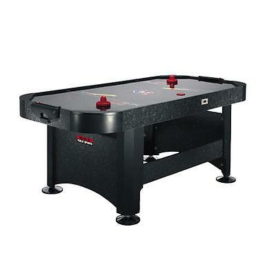 Air Hockey Table - 6ft x 3ft By Riley Home Sports 2 x Goalie Mallets 2 x Pucks