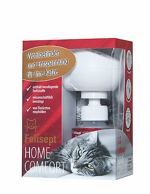 Felisept Home Comfort Set Atmoizer Diffuser Flask 30ml - Stress Scratch etc