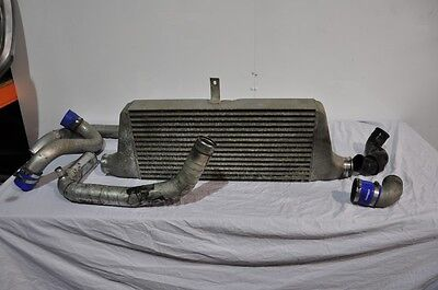GReddy Intercooler Kit - With Pipes, Piping For Skyline R33 R34 GTST GTT GTR