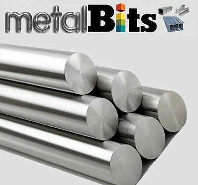 6-25mm Stainless Steel Round Bar Grade 304 (Various sizes 500mm - 3000mm)