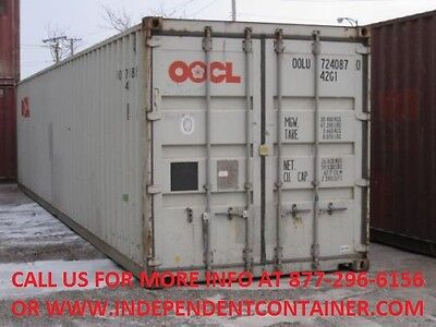 40' Cargo Container / Shipping Container / Storage Container in Cleveland, OH