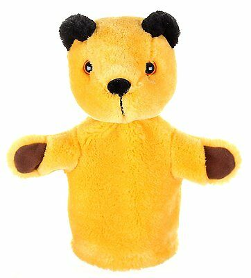 The Sooty Show Sooty Hand Puppet - FREE DELIVERY