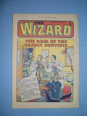 Wizard issue dated April 28 1973
