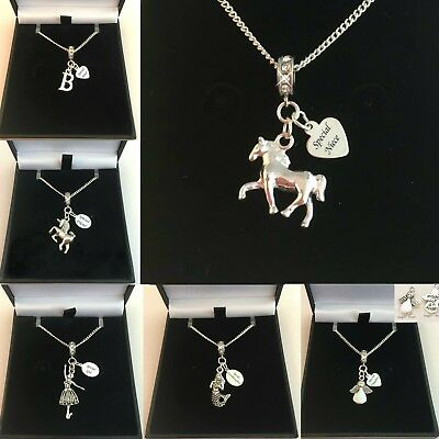 Personalised Necklaces for Girls with Any Engraving for Sister, Daughter, Friend