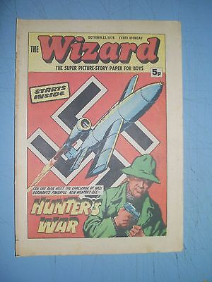 Wizard issue dated October 23 1976