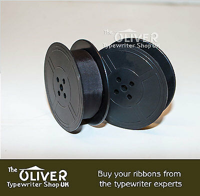 Lemair  Typewriter Ribbon & Spool  (Gr9) Black Or Black And Red