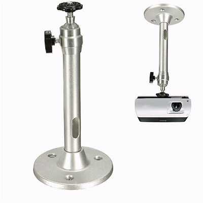 360° Swivel Mini LCD DLP Projector Ceiling Wall Mount Stand Bracket Holder Stand