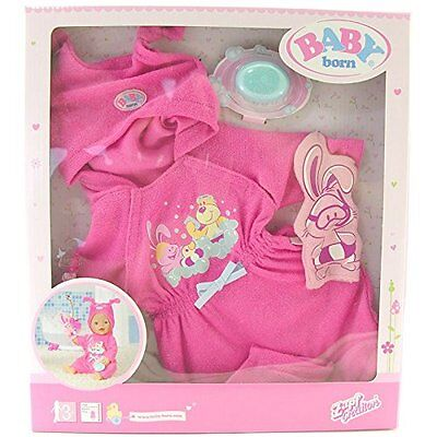 Zapf Creation Baby Born Deluxe Bath Time Set - Age 3+ New & Boxed