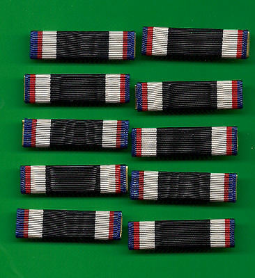 WWI ARMY of OCCUPATION RIBBON Dealer lot of 10