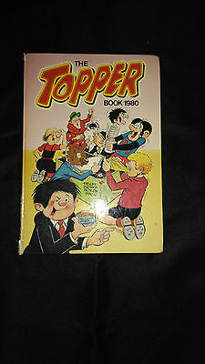 The Topper Book 1980  Vintage Comic Annual