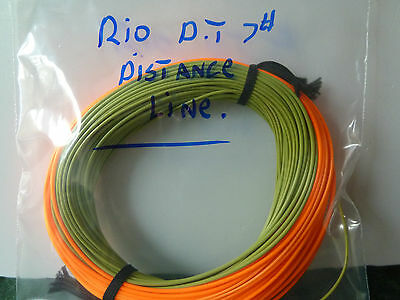 RIO FLY FISHING LINE - DT DOUBLE TAPER DISTANCE TROUT LINE #7floating