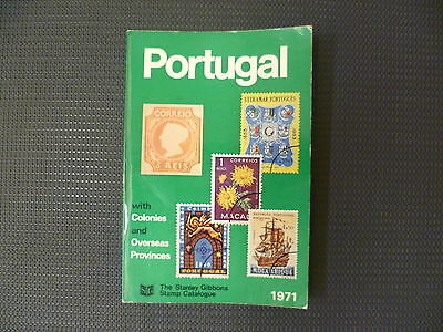 The Stanley Gibbons Stamp Catalogue For Portugal 1971