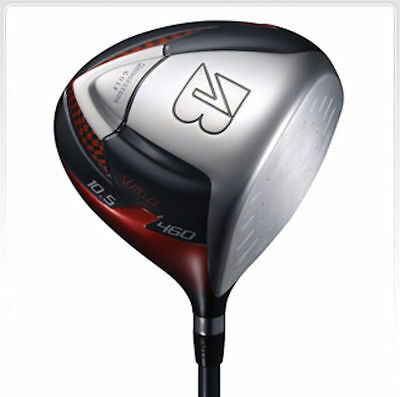 Bridgestone VMID Hybrid Rescue Driver Graphite Shaft