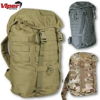 Viper Garrison Pack Backpack Hiking 35L Camping Rucksack Fishing Cadet Army