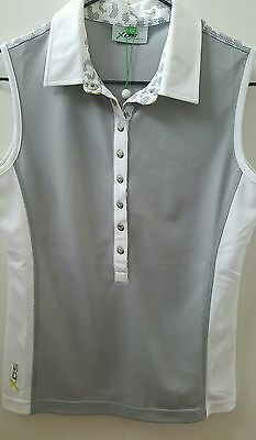Ladies Golf polo Daily sports S/Less