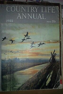 1955 Country Life Annual Magazine